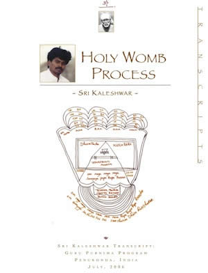 Click to learn more about the transcript for the Holy Womb Process